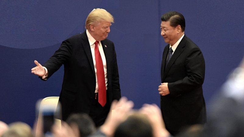 川普欲晤习近平:想达协议 先人道解决香港问题