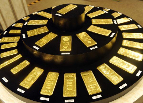 美中贸易战延烧 黄金价格创6年来新高