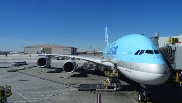 关系恶化 大韩航空停飞或减班日韩航线