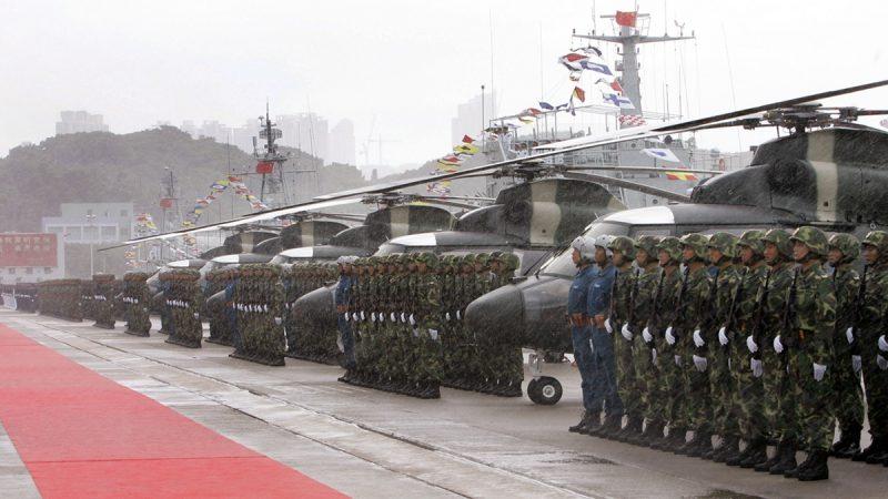 中共真要出兵香港?6大信號不尋常