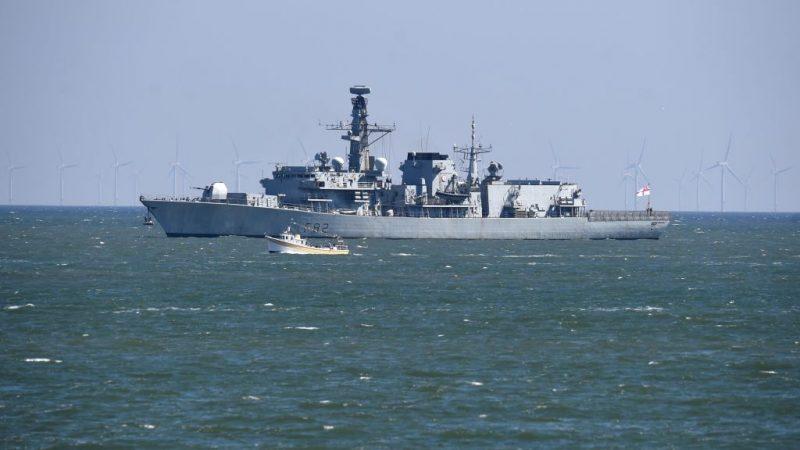 霍尔木兹海峡剑拔弩张 英国拒绝和伊朗交换油轮