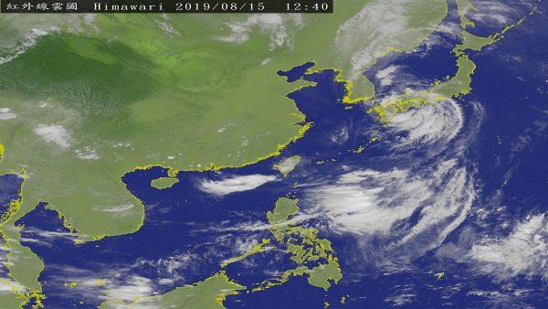 颱風柯羅莎直撲日本 陸海空交通大亂