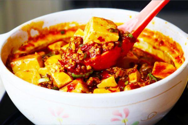 【美食天堂】麻婆豆腐的家常做法|家常料理食譜|一學就會