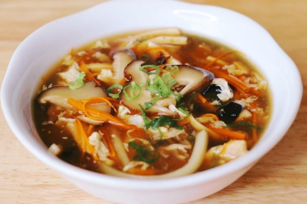 【美食天堂】酸辣湯的家常做法 ~超級好喝!家常料理食譜 | 一學就會