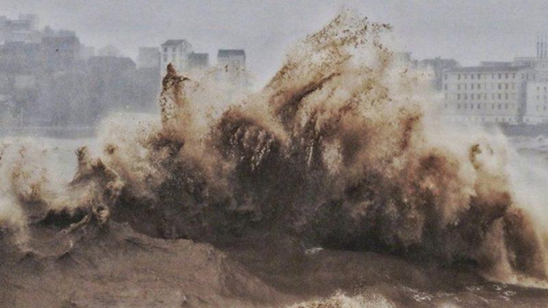 超強颱風襲浙江 至少13死16失蹤 200餘屋倒塌