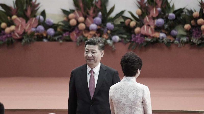 親共代表放風北京設「死線」 林鄭閉門會見示威者