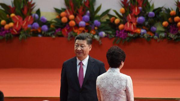 香港局勢惡化傷及大陸 德智庫:林鄭下台也晚了