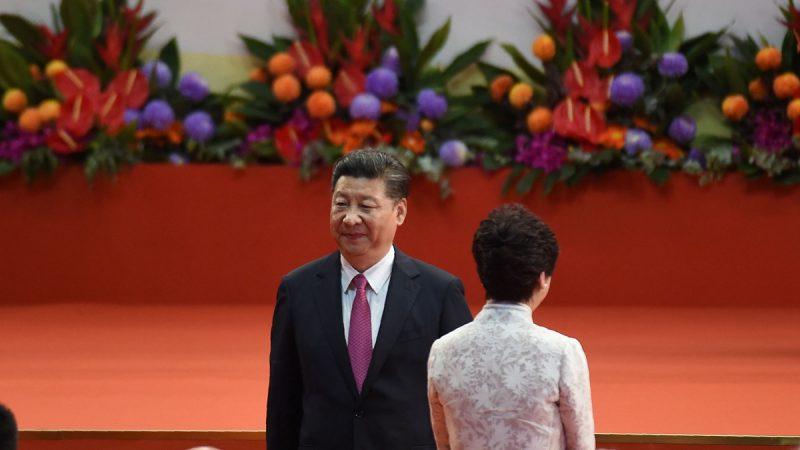 香港局势恶化伤及大陆 德智库:林郑下台也晚了