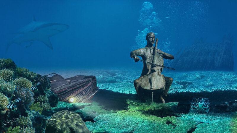 史前文明的證據:海底遺跡