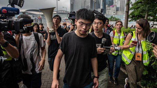 《石濤聚焦》8.31民陣遊行集會被警察拒絕 香港巨變在即 召集人遭遇襲擊