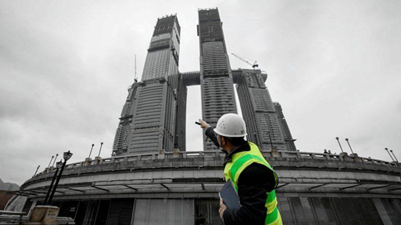 政治局罕见定调房地产 陆股半天蒸发500亿
