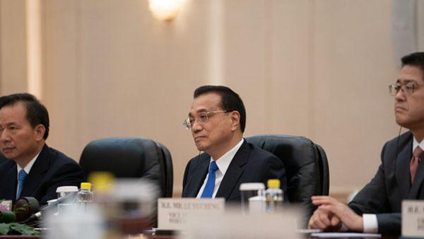 中国惊现大规模裁员潮 李克强再次发警报