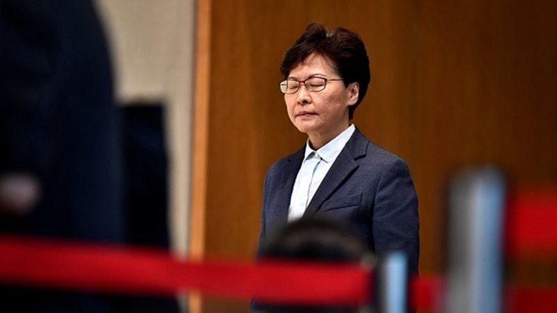 網傳林鄭21年前入黨 中共對港絕密計劃流出