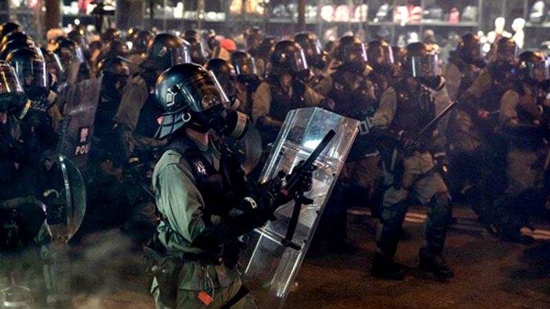 香港會變臭港?外媒揭中共出兵的災難性後果