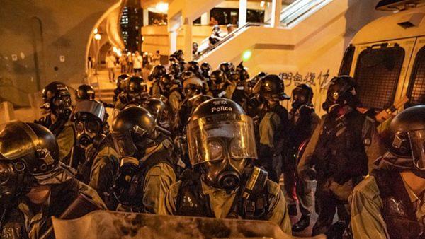 港警滥权史无前例 立法会议员揭10大暴行