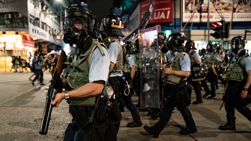 分析:中共「明槍暗戰」香港僵局會如何收場?