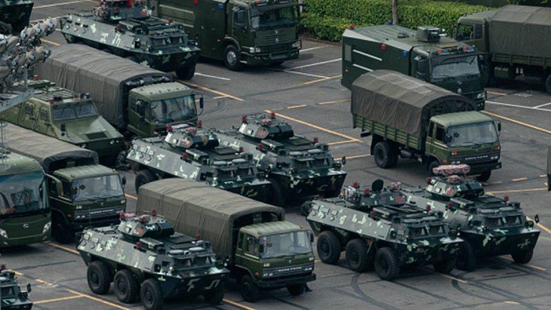 专家:中共若对香港动武 美国有王牌制裁
