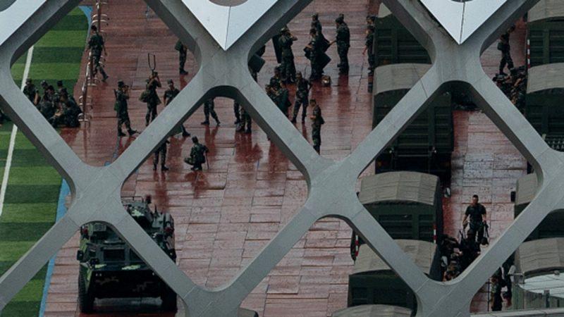 美媒:香港不是天安門 中共鎮壓將代價慘重