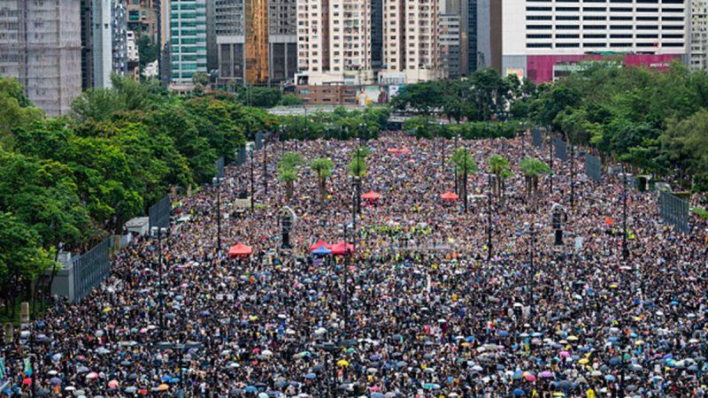 分析:170萬港人和平集會 展示六大真相