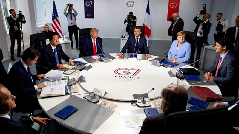G7峰会挺香港反送中:中英联合声明存在且重要