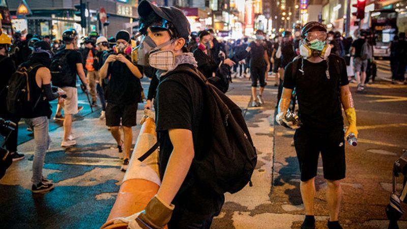 这个夏天香港发生了什么?7分钟震撼视频告诉你
