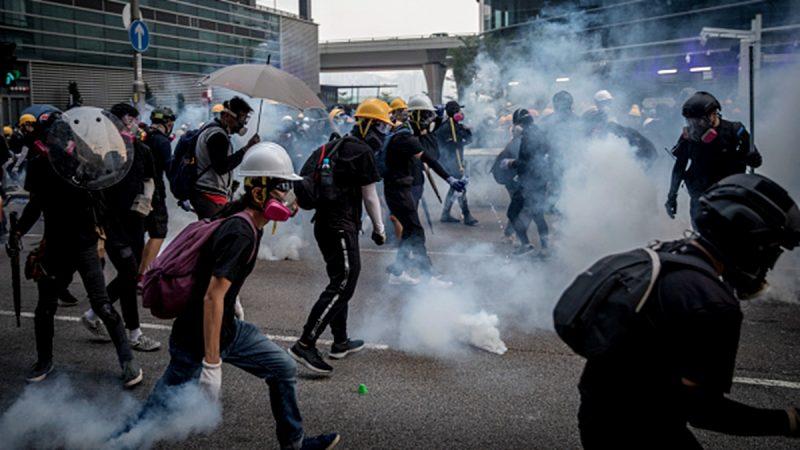 反送中示威者被砍断手脚筋 恐怖细节曝光