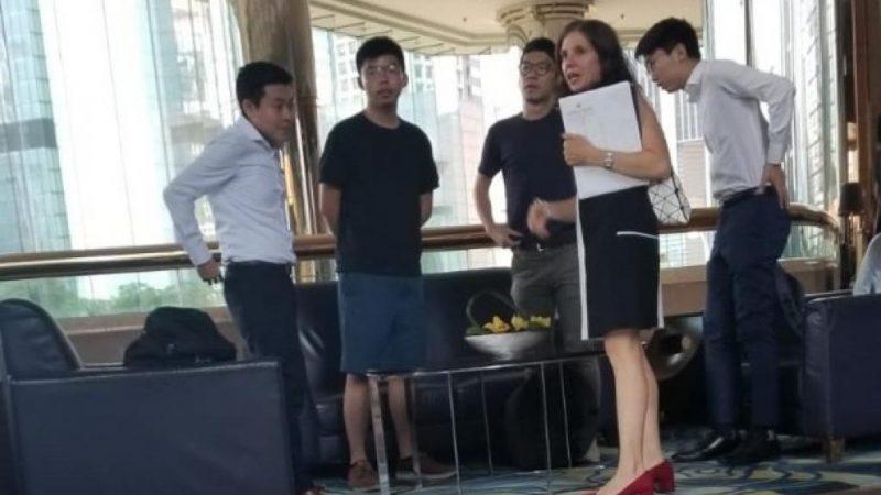 香港黑手论泄中共世界观  经济学人:可悲又可笑