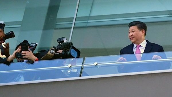 英媒:習近平暫不出兵香港 與台灣大選有關