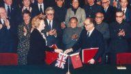 中共稱《中英聯合聲明》「過時無效」 專家:違反國際法