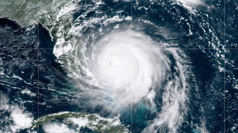 飓风多利安袭巴哈马至少5死 佛州吁居民遵令撤离
