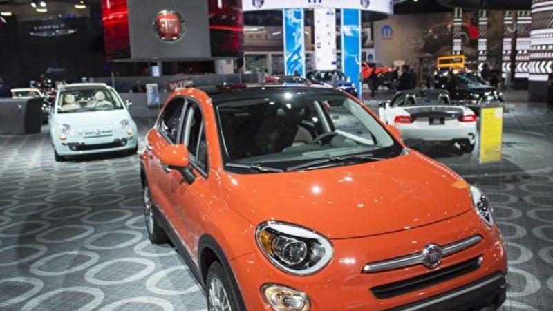 菲亚特500微型车将退出北美市场