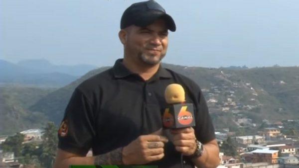 曾接獲不明死亡威脅 宏都拉斯記者遭槍擊身亡