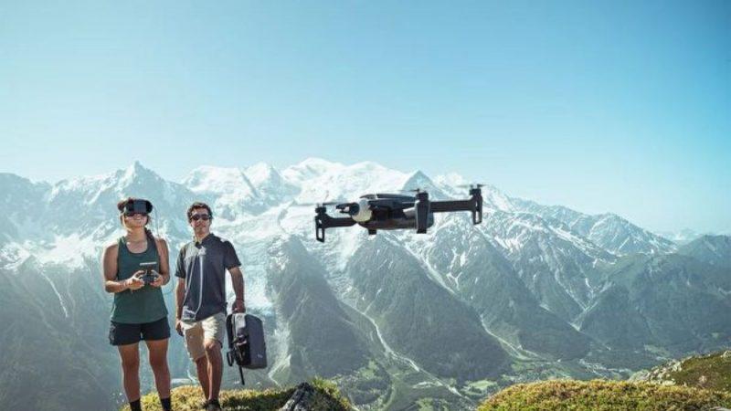 Parrot最新無人機 支持第一人稱視角