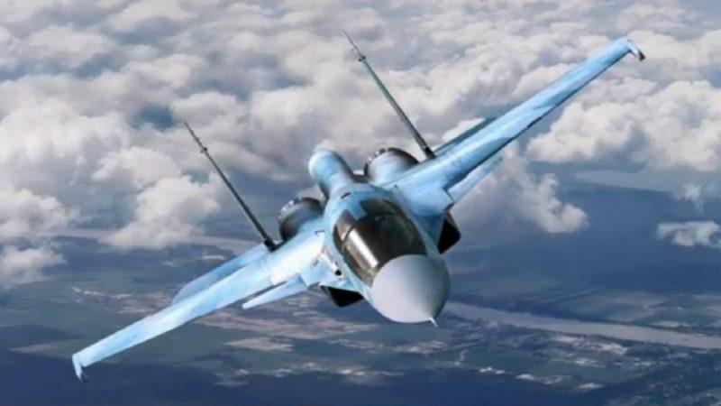 """空中""""连撞2次"""" 俄2架战机迫降无人伤亡"""