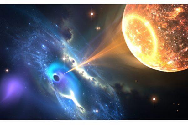 物理學家:我們處於上層宇宙的一個黑洞中