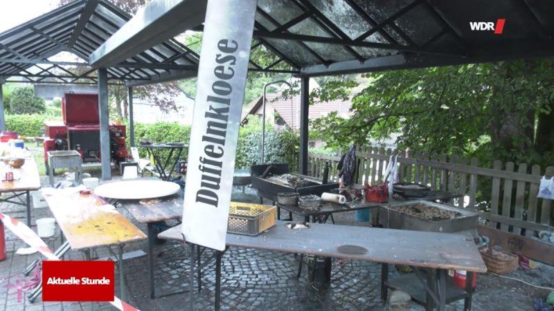 疑雨水滲入熱油鍋釀爆炸 德國古城烘焙節14人受傷