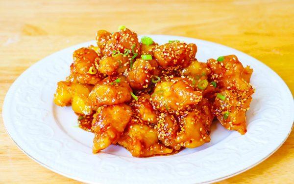 【美食天堂】家常料理食譜|美式中餐芝麻雞~美國人的最愛!一學就會