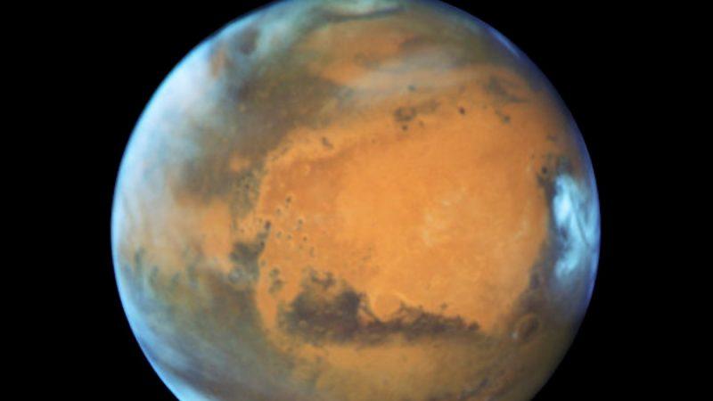 新發現:火星上似曾溫暖又潮濕 或有過生命