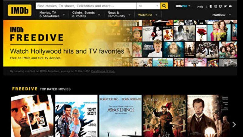 亚马逊免费视频进入流媒体设备