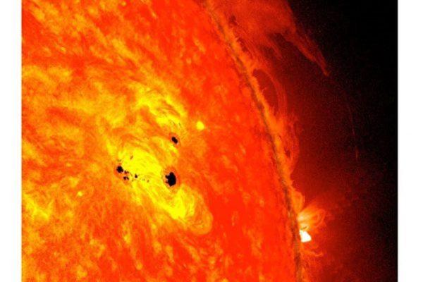 新研究揭示太陽黑子11年週期之謎