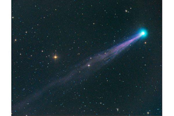 研究:所有彗星或来自宇宙同一区域