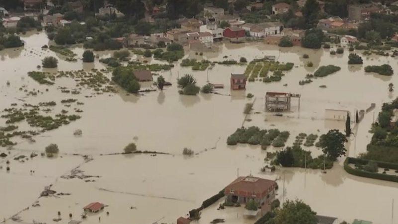 西班牙東南部暴雨釀水災 至少3死