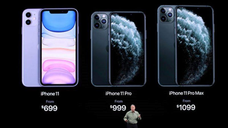 iPhone 11视频拍摄的利器 价格是瓶颈