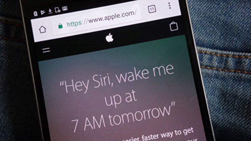 苹果Siri语音助手背后规则曝光