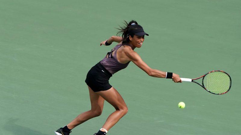 泛太平洋女網賽 謝淑薇扳倒前球后