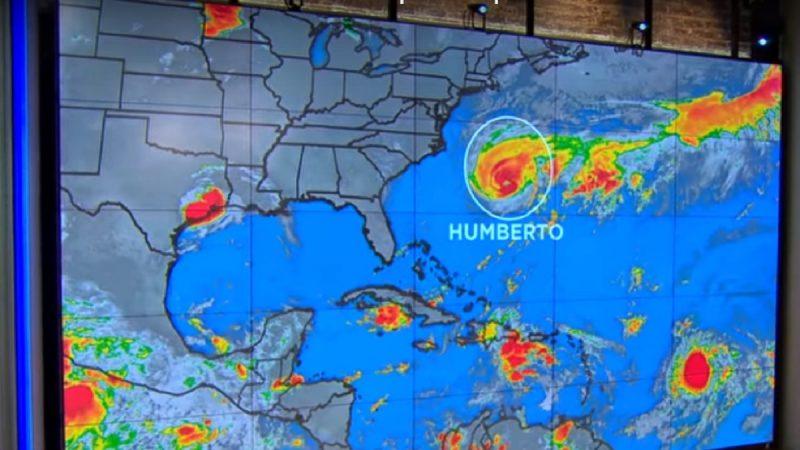 3级飓风扫过百慕达 一半地区停电