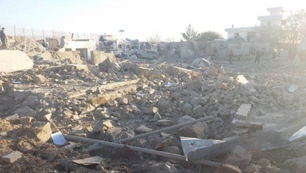 汽車炸彈攻擊 阿富汗南部醫院釀20死95傷