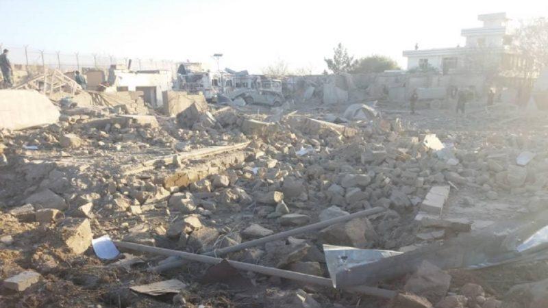 汽车炸弹攻击 阿富汗南部医院酿20死95伤