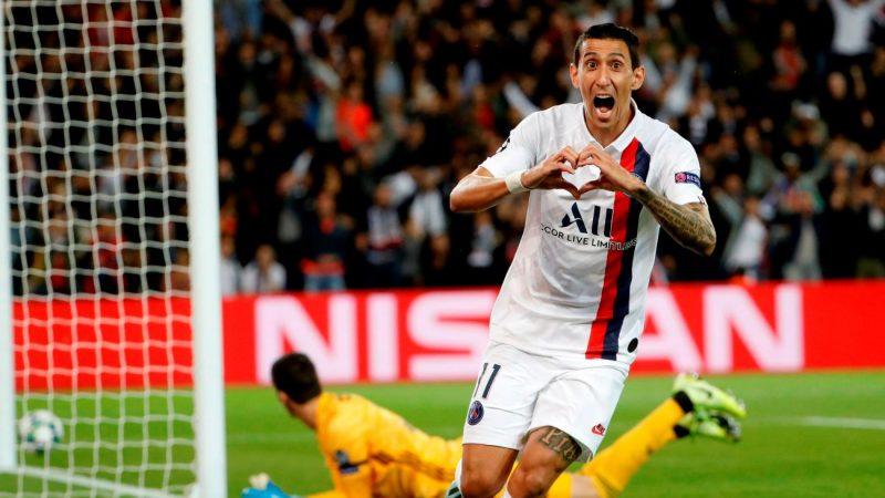 歐冠首輪:皇馬客場遭羞辱 3球不敵大巴黎