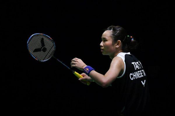 中国羽球公开赛 戴资颖周天成轻松晋级